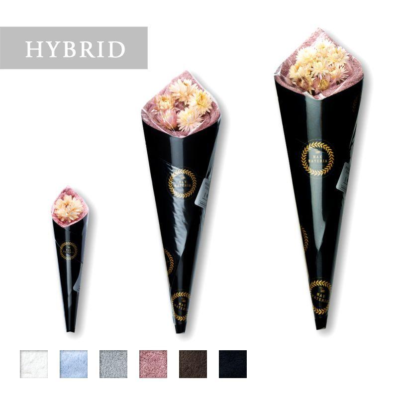 画像1: MAXMATERIA マックスマテリア 花束タオル HYBRID FLOWER platinum pink